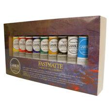 Gamblin FastMatte Alkyd Artists Oil Colours Set