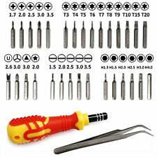 32 in 1 Tool Set Repair Tools for Mobile Phone, Laptop, xBox **HIGH QUALITY**