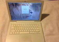 "Apple MacBook A1181 13.3"" Coe 2 Duo 2.4GHz 2GB Ram 160GB HDD Office 2011 Adobe"