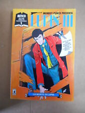 LUPIN III Monkey Punch #1 1994 Star Comics  _ Introvabile su Ebay [G715]