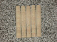 "5 Rod Building Wrapping halfwell fly cork handles large diameter 3/8"" ID NICE"