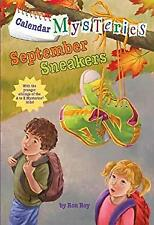 September Sneakers by Roy, Ron-ExLibrary