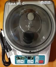Hettich Zentrifuge EBA 20C Table Top Clinical Laboratory Centrifuge 4000 RPM