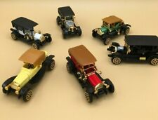 Vintage New Readers Digest Classic Antique Car Lot Of 6:  Ford, Oakland,Simplex