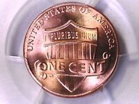 2020 P Lincoln Shield Cent PCGS MS 65 RD 39114670
