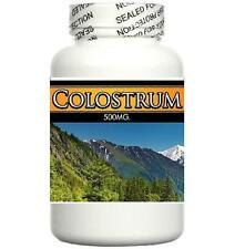 New Zealand Colostrum Pill Immune System Health Candida Digestion Stamina Energy