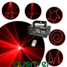 SUNY Red Laser Line Scan Beam DMX DJ Dance Bar Club Party Disco Stage Light