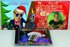 A lot of 3 CDS Elton John's Christmas Party-Crooners at Christmas-Annie Lennox C