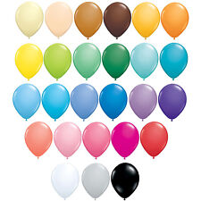 """Qualatex 5"""" 9"""" 11"""" Latex Balloons Decorator Helium or Air Fill Party Wedding NEW"""