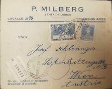 O) 1930 ARGENTINA, MARCH OF THE VICTORIOUS INSURGENTES SCOTT A117 -  JOSE DE SAN