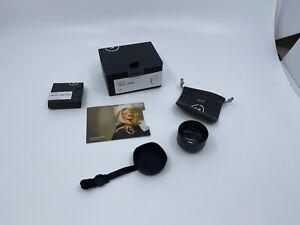 MOMENT - Tele Lens 58mm - V2 - Objektiv mit Abdeckung (Rear Lens Cap)