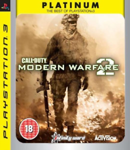 PS3-Call of Duty: Modern Warfare 2 /PS3 (US IMPORT) GAME NEW