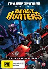 Transformers: Prime (Season 3, Volume 1) - Battle for Darkmount NEW R4 DVD