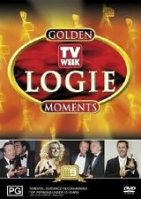 Golden Logie Moments - The Best Of The Logies (DVD, 2005)