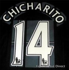 Manchester United chicharito Premier League Football Shirt Name Set Child/ Home