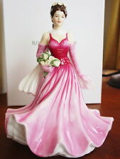 Royal Doulton Pretty Ladies A PERFECT GIFT Figurine HN5553 - NEW / BOX!
