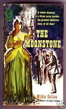 THE MOONSTONE (Wilkie Collins/1st thus pb & 2nd Pyramid/1st police procedural))