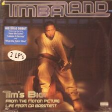 "Timbaland - Tim's Bio: Life From Da Basement Album 2LP (12"" Vinyl)"