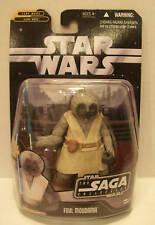 Star Wars Saga Collection  #29 FOUL MOUDAMA   CLONE WARS
