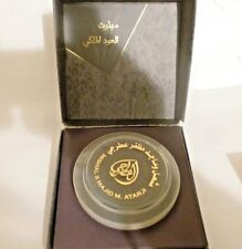 RARE-ITERJI INCENSE-MABTHOTH AL OUD AL MALAKE (BAKHOOR).32gm.NIB & Sealed.