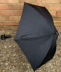 Quinny buzz buzz xtra  Moodd Sun Parasol Umbrella with clip in Black