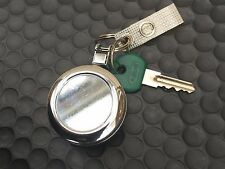 Heavy Duty Retractable Key Ring YoYo Reel Lanyard for ID Security Badge Holder