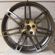 "20"" 9j 5 x 112 ET35 Alloy Wheels - AUDI A4 A5 A6 A7 A8 ALL ROAD 66.6"