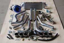 FOR Yaris Vios Turbo Kit 1NZ-FE T3 T4 400HP Package Intercooled 2004-2016 1NZFE