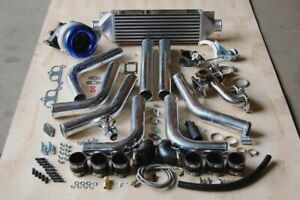 FOR Tacoma Hilux 4Runner Turbo Kit T3 T4 2RZ-FE 3RZ-FE 485HP 1TRFE 2TRFE BOOST