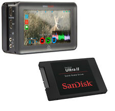 "Atomos Ninja Blade 5"" HDMI Monitor & Recorder with SanDisk 240GB Ultra II SSD"