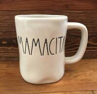 Rae Dunn MAMACITA Tea Coffee Mug Spanish (MOM) Artisan Collectible