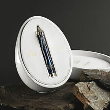 Montegrappa Salvador Dali Silver Limited Edition Fountain Pen