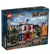 LEGO Harry Potter Diagon Alley 75978 - 2020 Exclusive - 5544 Pieces NIB