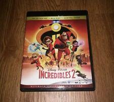 The Incredibles 2 - 4K Ultra Hd Blu-ray | Disney • Pixar (No Digital Code)