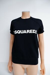 Dsquared2 DS2 Girls Short Sleeve Jumper, Size Age 14 Years, Black, VGC