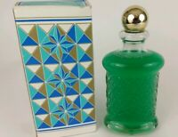 VINTAGE AVON BREATH FRESH MOUTHWASH in GLASS APOTHECARY DECANTER BOTTLE