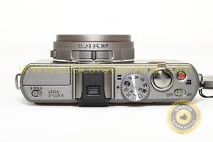 Leica d-lux 5 con mirino LCD