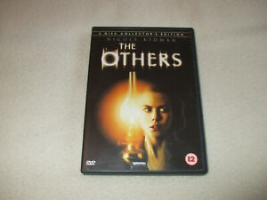 DVD - The Others - DVD R2 Film 2001 - Nicole Kidman - Thriller