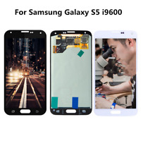 For Samsung Galaxy S5 SM-G900F i9600 LCD Display Touch Screen Digitizer Assembly