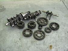 kawasaki kle 500  gearbox parts