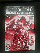 SQUARRIORS #1, Phantom Variant Edition (CC2) Teenage Mutant Ninja Turtles