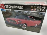 NEW SEALED BOX AMT / ERTL MODEL KIT 1:25 '57 CHRYSLER 300C 1999