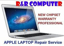 """123Apple MacBook Air 13"""" A1466 4GB RAM i7 2.0GHz 2012 Logic Board Repair Service"""