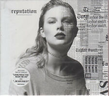 Taylor Swift CD NEW Reputation 843930033102 (15 Tracks) NOW SHIPPING !