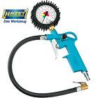 Hazet Reifenfüller Luftdruckprüfer Reifendruck Messgerät 12 bar  9041-1 <br/> Premium Qualität PKW Zweirad  Express Versand