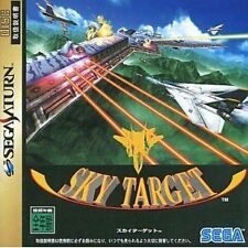 (Used) Sega Saturn Sky Target [Japan Import]