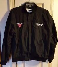 Vintage Indianapolis 500 75th Running Chip Ganassi Racing Mobil 1 Jacket Mens XL
