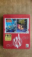 Star Wars Rebel Assault & Rebel Assaut 2 PC  Big Box Edition