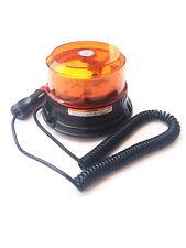 Warnleuchte Rundumleuchte 12 LED Zwei sechs Blitz Rotation Blinklicht Magnet