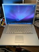 Apple Powerbook G4-A1046 15In ,1.25Ghz,512Mb,80Gb Hdd,Os 10.5.8.